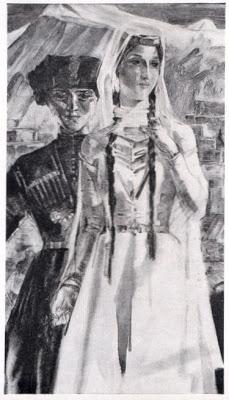Бэла и Азамат
